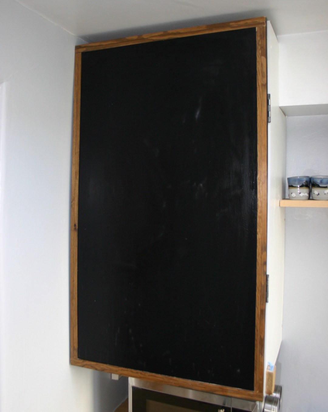 Boiler Cupboard Finished