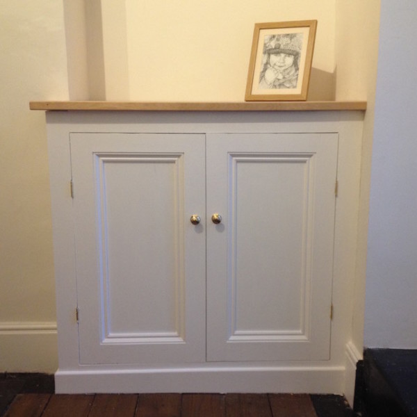 Dining Room Alcove Cupboards