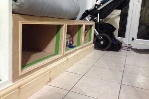 Frame construction 9