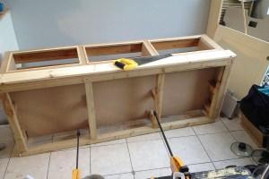 Frame construction 5