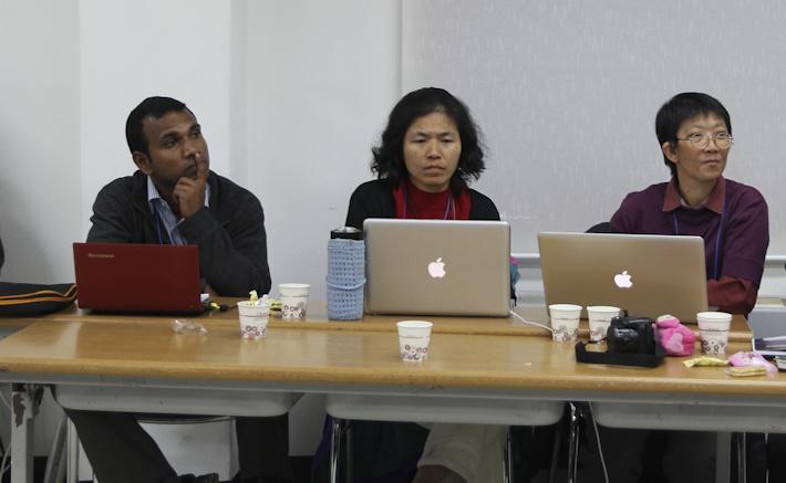 Pocheon-si, Korea 2011 - APSDA Meeting (Day 2, Friday, 25 November 2011) (1/3)