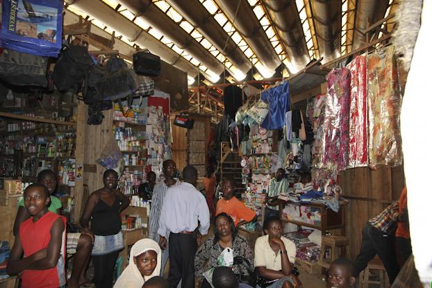 Day 1 - Bujumbura, Burundi (05 November 2011)