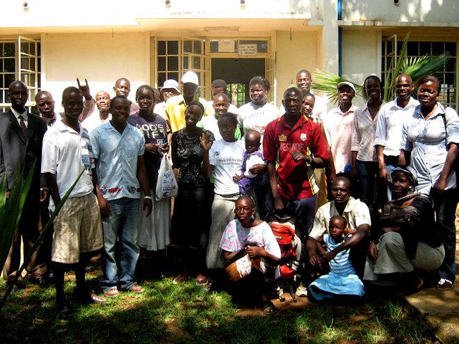 Kisumu, Kenya CBS Scripture Use Project - Part 1 (2/3)