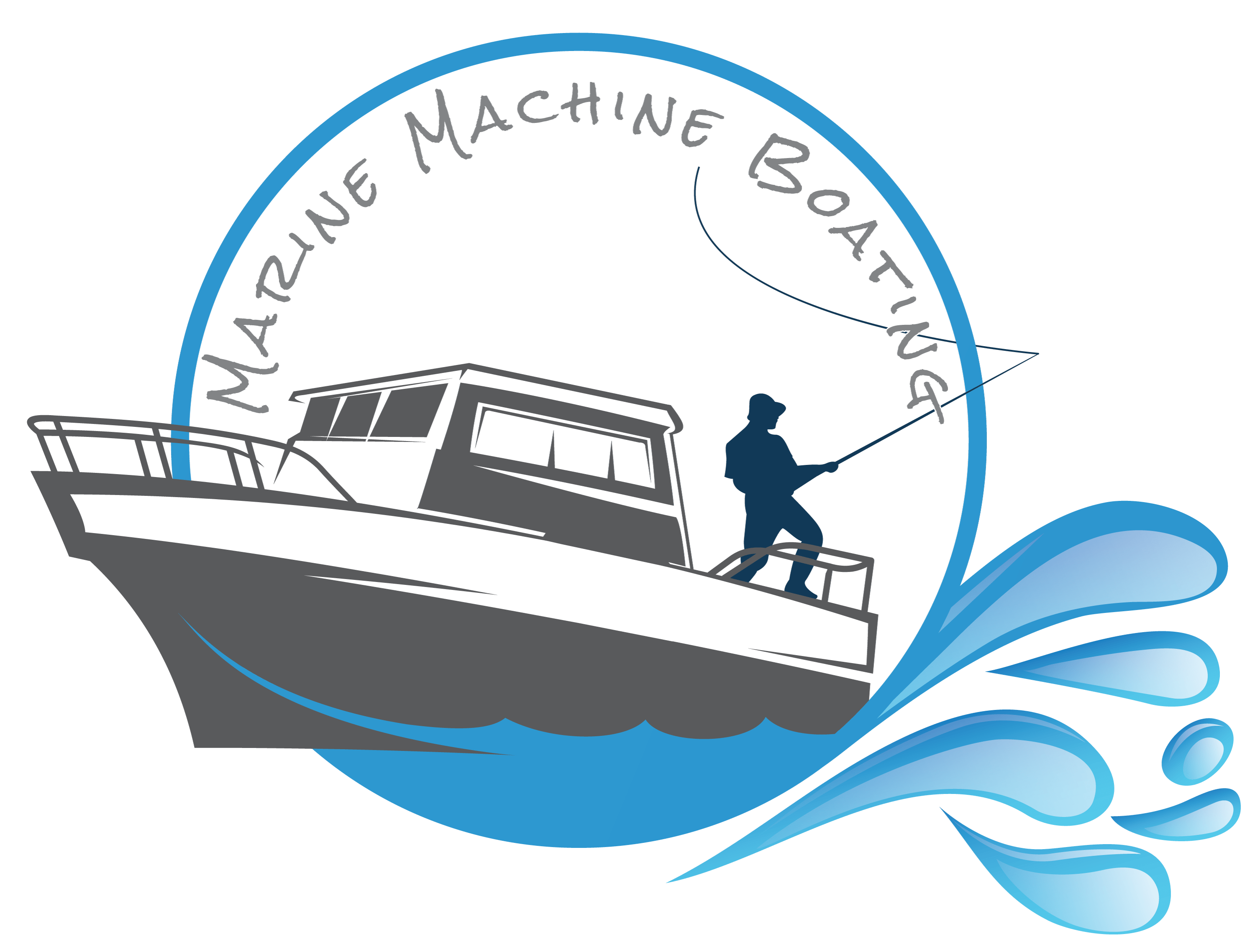 Peri Peri Creative - Marine-Machine-Boating-final logo