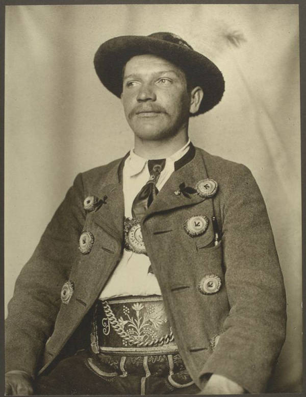 Bavarian-man