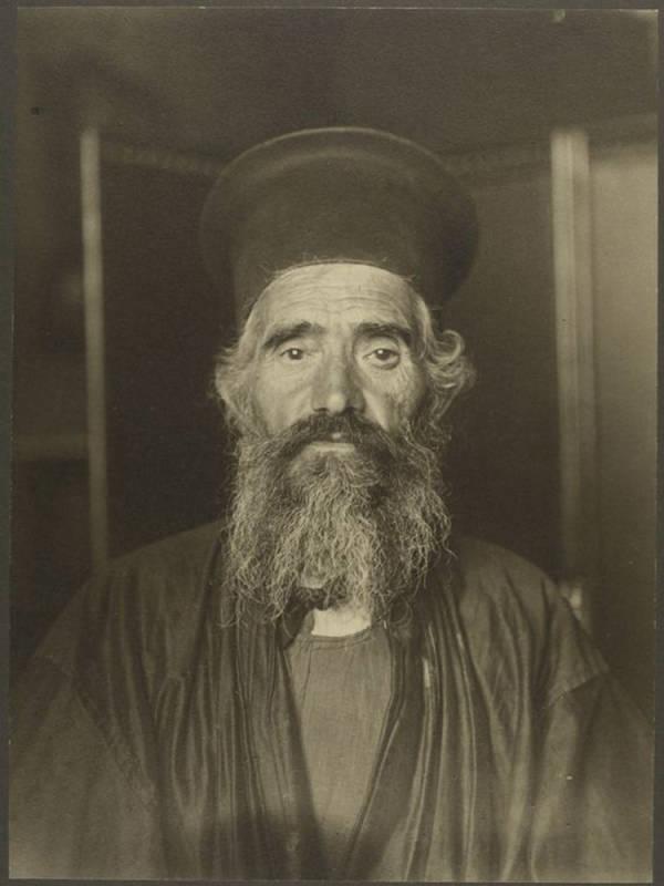 Greek-priest