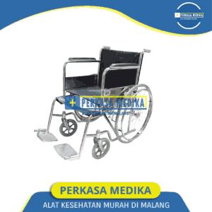 Kursi Roda standart GEA di Perkasa Medika Malang