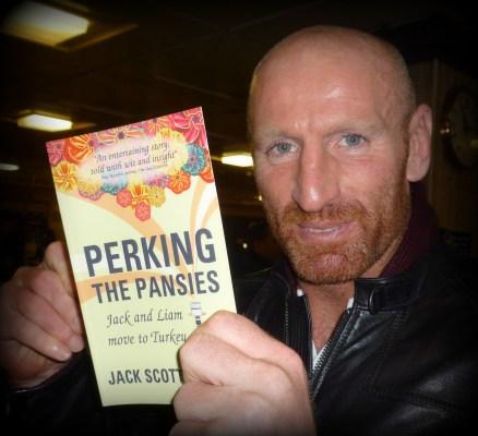 Gareth Thomas likes Good Read