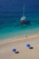 Kaputas Beach in Kas