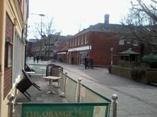 St George's Street Towards Blackfriars Bridge