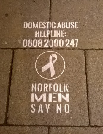 Norfolk Men Say No