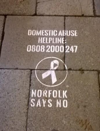 Norfolk Says No