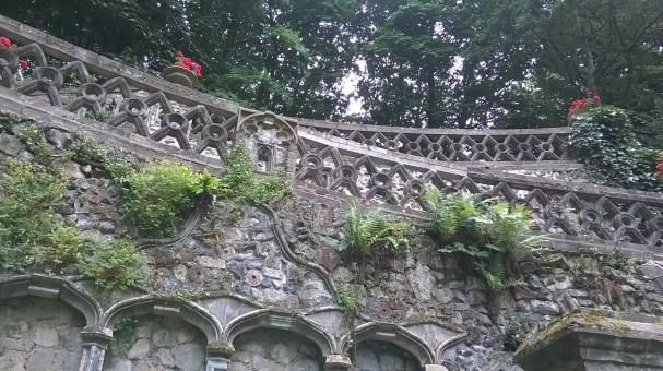 Ornamental Wall