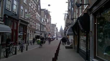 Another pretty Amsterdam street