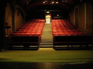 Norwich Puppet Theatre Auditorium