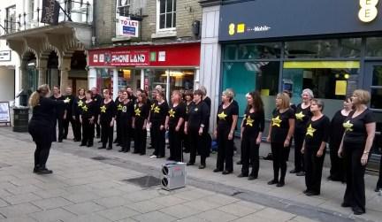 The Rock Choir