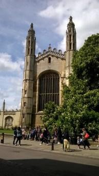 Kings College Chapel