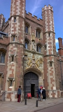 The Great Gate, St John's College