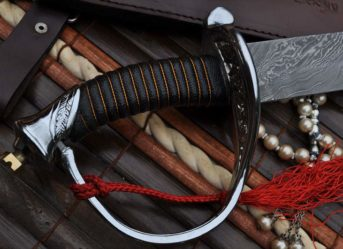 Damascus Steel Swords