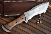 HANDCRAFTED HUNTING KNIFE SURVIVAL KNIFE - WS19