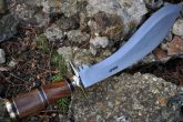 Kukri Knife With Sheath Handmade Knife