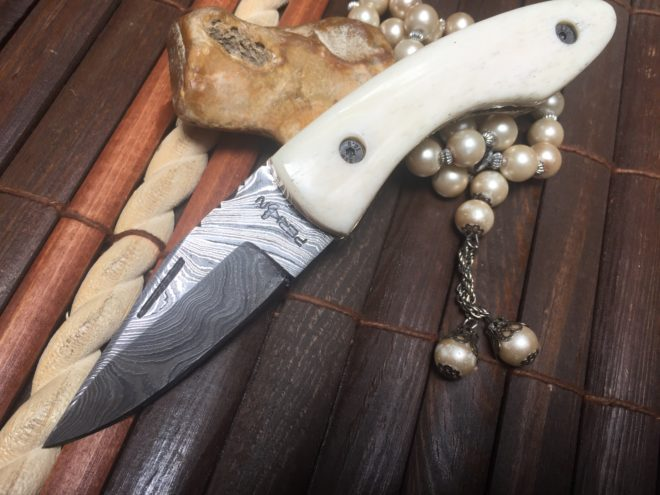 Custom Made Pocket knife - Legal To Carry