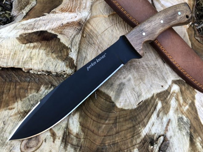 12.8 Inches Full Tang Camping Survival Knife