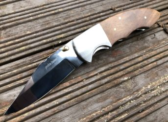 Pocket Knife for Men with Liner Lock Mechanism