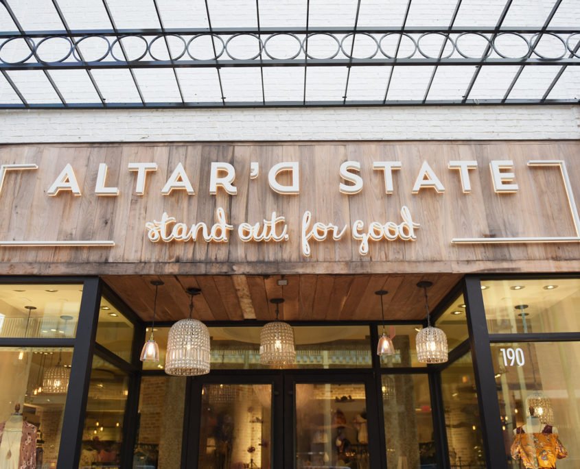 Altard State Now Open  Perkins Rowe