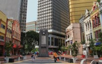 Old Clock View, City Central KL
