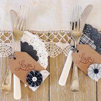 Cómo decorar tu boda con blondas