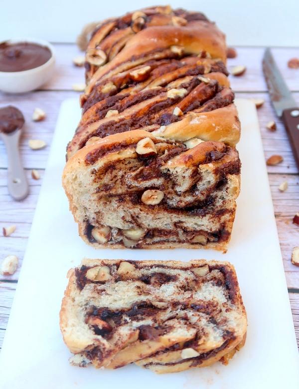 Krantz Cake ou Babka {vegan}