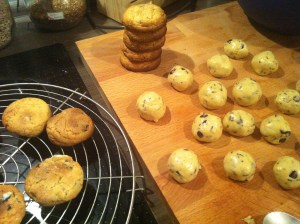 baking up a storm