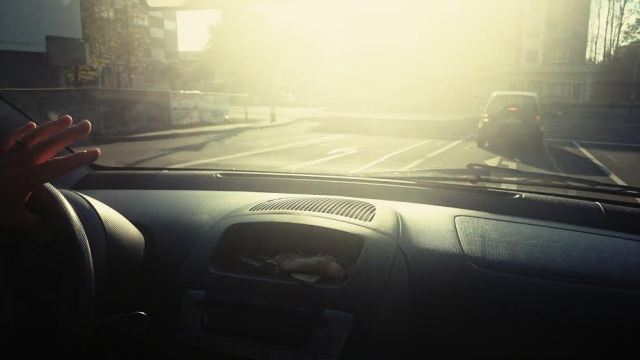 auto abholen