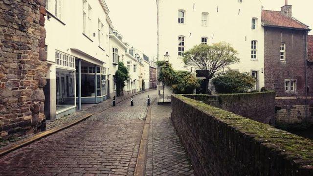 Dann ging es ab nach Maastricht. Ich liebe diese Stadt.