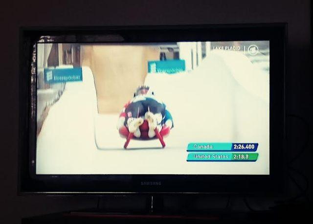 Sportschau kam auch im Fernsehen...endlich wieder Wintersport. Und Deutschland hat sogar die Staffel gewonnen. \o/
