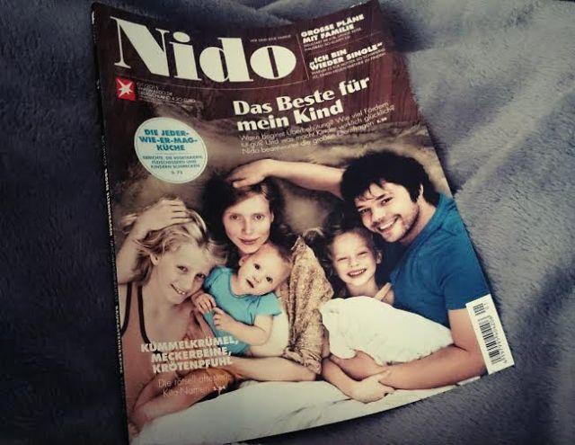 ...und die neue Nido gelesen.
