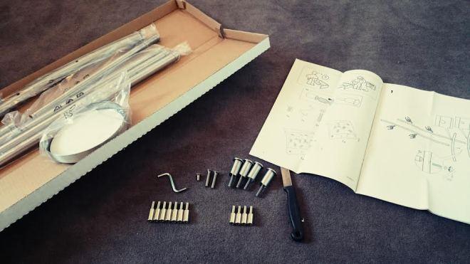Ikea aufbau
