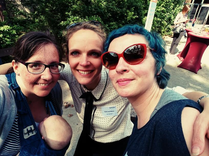 Blogfamilia Selfies