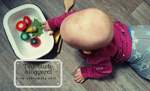 Tegebuchbloggen September