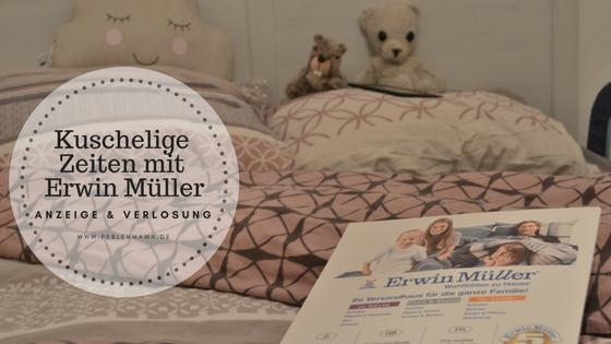 Kuschelige Zeiten Mit Wunderschöner Bettwäsche Von Erwin Müller