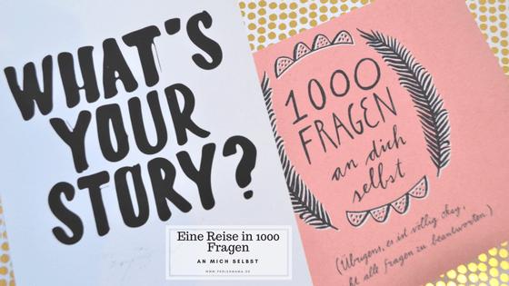 1000 Fragen an mich selbst Perlenmama