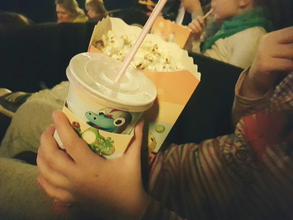 Wochenende in Bildern, Perlenmama, Kurmel Mal 5, Kino, Kinderkino, die kleine Hexe, Cinemaxx Wuppertal