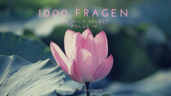 100 Fragen, Perlenmama, Titelbild
