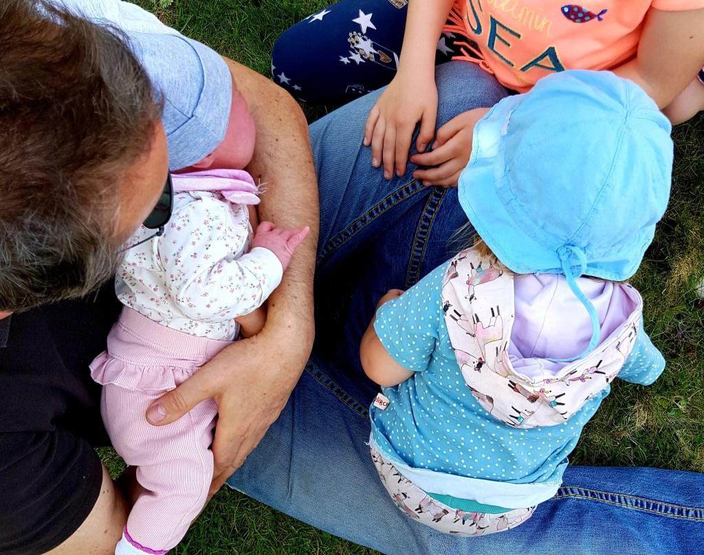 Perlenmama, Wochenende in Bildern, Ostern 2019, Neugeborenes, Baby, Babyfieber, Cousinen