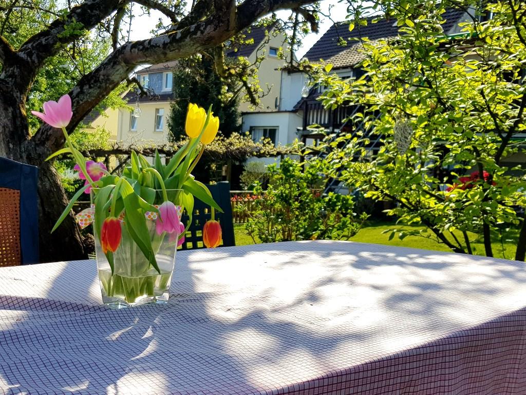 Perlenmama, Wochenende in Bildern, Ostern 2019, Tulpen, Blumen, Blumenliebe