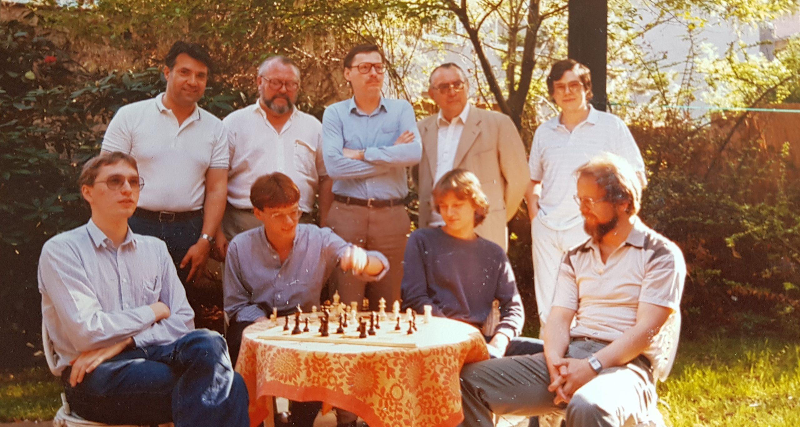 """Stefan Kindermann: """"Ich wollte damals nichts anderes machen, als professionell Schach zu spielen"""""""