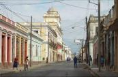 Palacio de Lanoceda calle de Arguelles