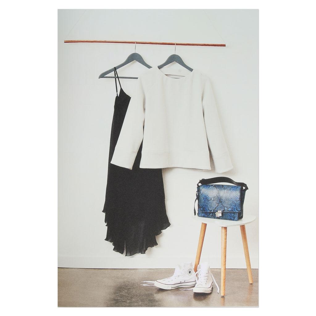 Garderobe Idéale Pour Un Weekend à Paris  13 Patrons