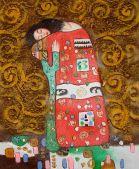 Gustav Klimt - l'amour